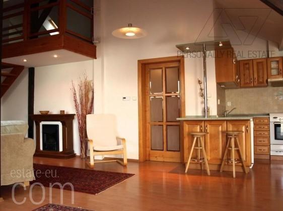 Купить двухкомнатную квартиру в праге