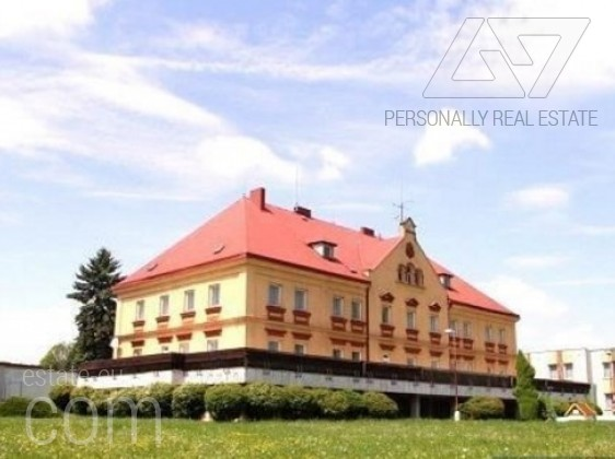 Замок в Чехии, 4400 м2 Domažlice  - Дворцы/Замки - Personally Real Estate