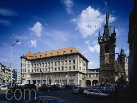 Прага 1 коммерческая недвижимость Арендовать помещение под офис Луговая улица